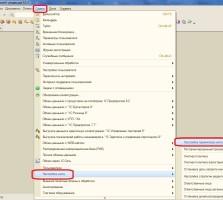 Настройка двухстороннего обмена данными между конфигурациями «Управление торговлей 10.3» и «Бухгалтерия предприятия 2.0» в 1С 8